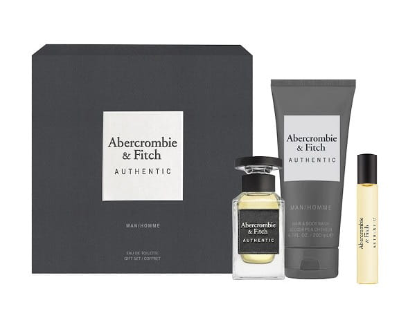 ABERCROMBIE & FITCH - Coffret Authentic Man 100ml