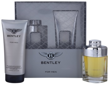 BENTLEY - Coffret Bentley For Men 100ml