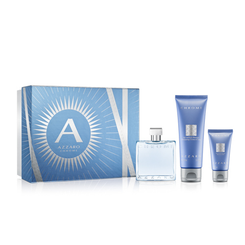 AZZARO - Coffret Chrome 100ml