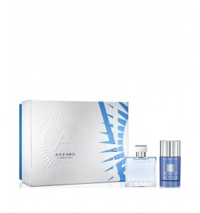 AZZARO - Coffret Chrome 50ml