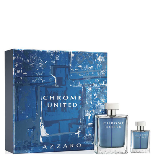 AZZARO - Coffret Chrome United 100ml