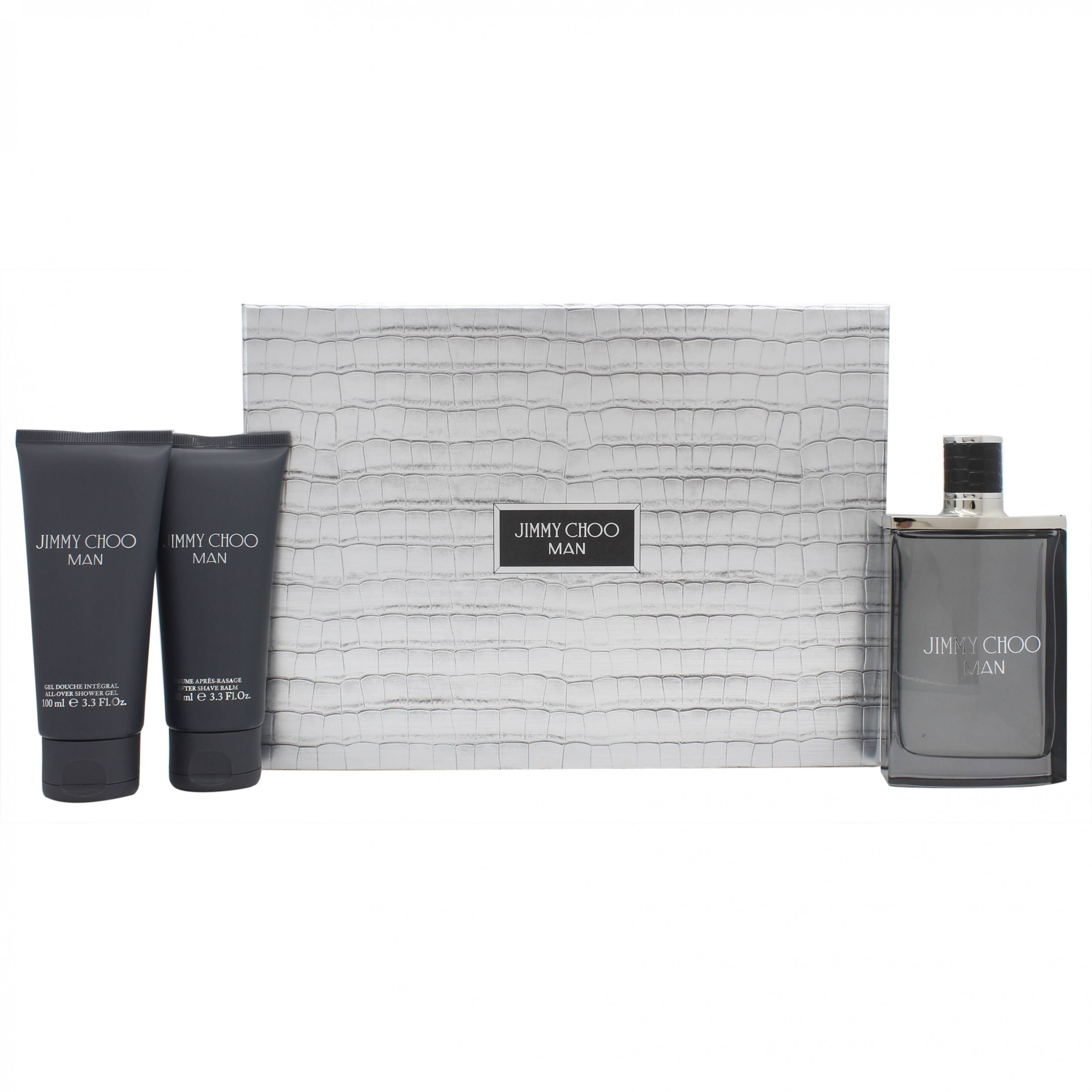JIMMY CHOO - Coffret Man 100ml