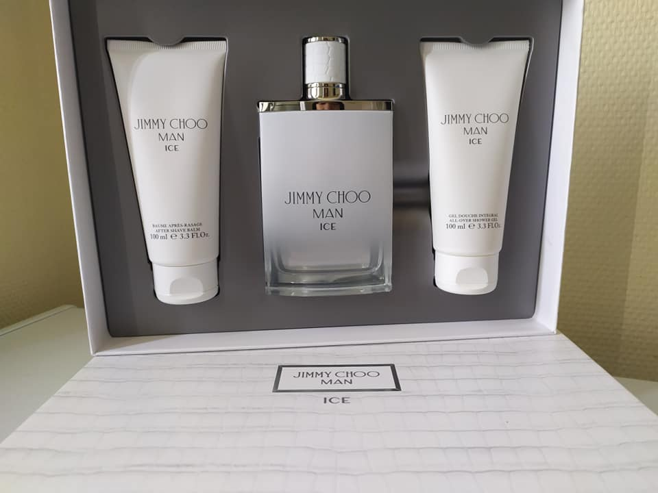 JIMMY CHOO - Coffret Man Ice 100ml