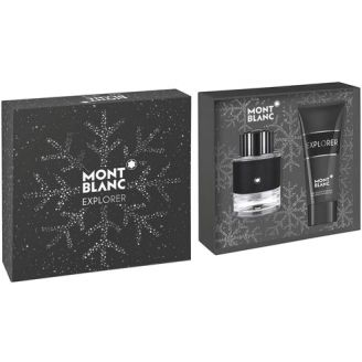 MONTBLANC - Coffret Explorer 60ml