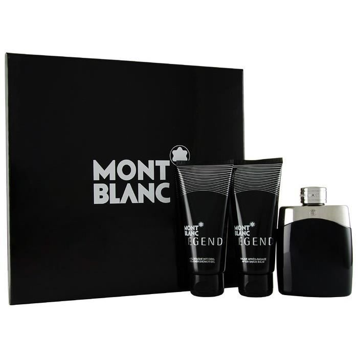 MONTBLANC - Coffret Legend for Men 100ml