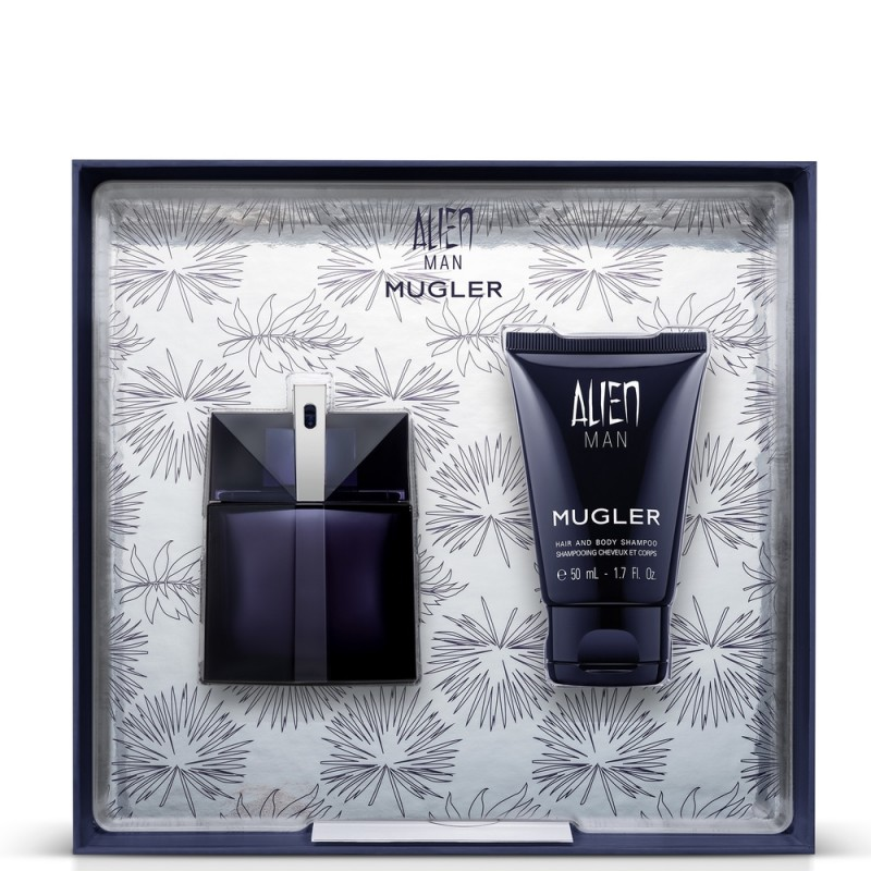 MUGLER - Coffret Alien Man 50ml