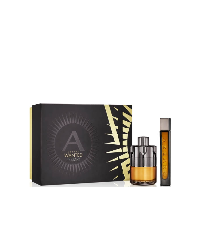 AZZARO - Coffret Wanted By Night 100ml