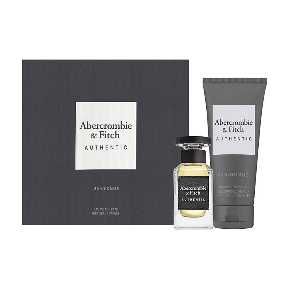 ABERCROMBIE & FITCH - Coffret Authentic Man 50ml